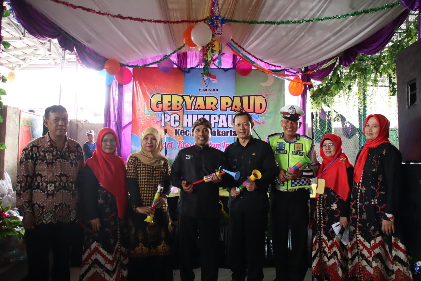 KADISDIK : PESERTA DIDIK PAUD HEBAT, INDONESIA MAJU