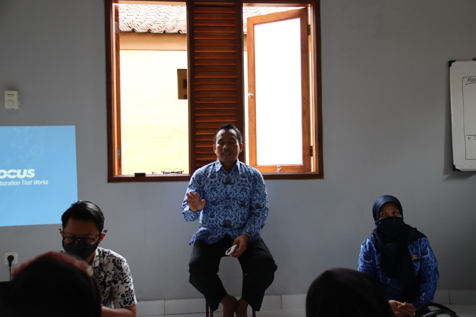 Purwanto : Tatanen di Bale Atikan Bukan Program Bertani