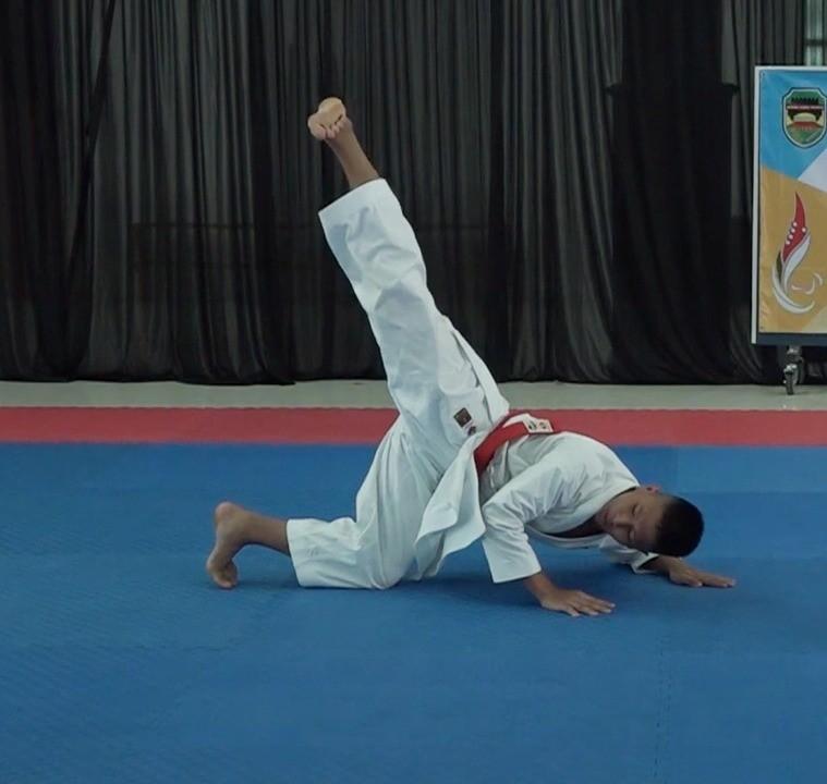 Bangga! Pelajar Purwakarta Jadi Juara Karate Nasional