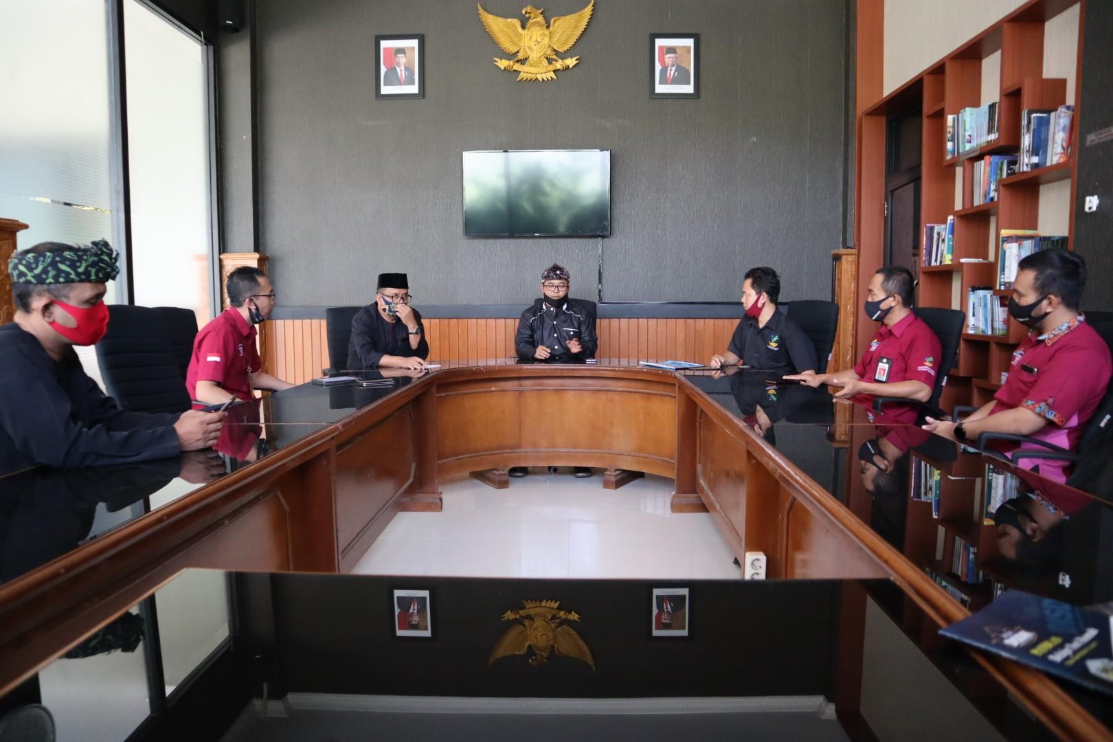 PKH Purwakarta Gelar Koordinasi dengan Disdik, Bahas Pengentasan Wajib Belajar 12 Tahun