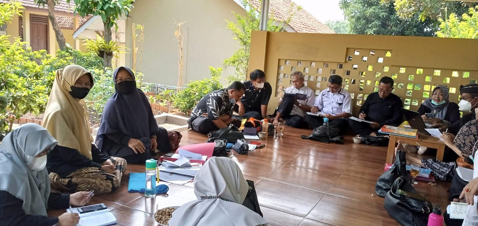 OUTDOOR MEETING K3S KECAMATAN BUNGURSARI