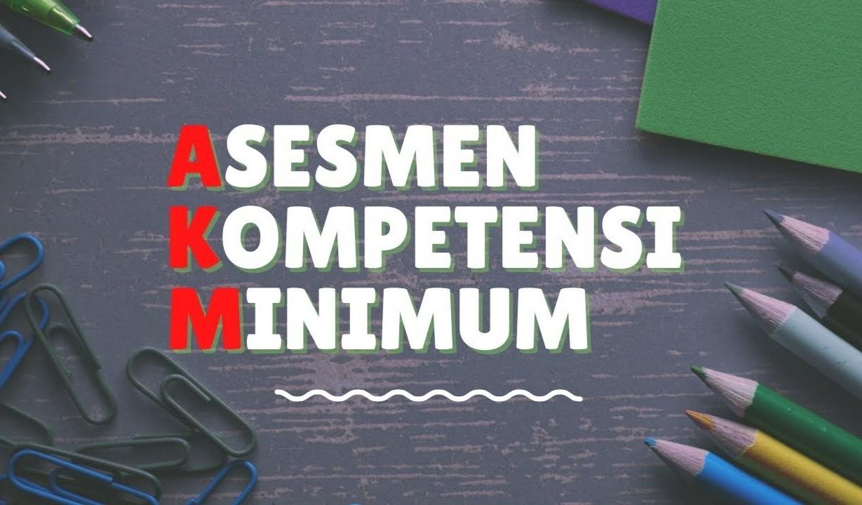 Kompetensi literasi membaca dan literasi matematika (numerasi) dalam AKM