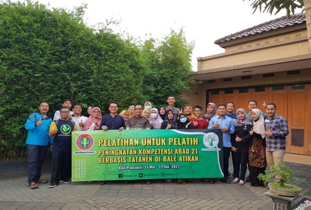 PGRI Purwakarta gandeng SLI siapkan Pelatih Tatanen di Bala Atikan