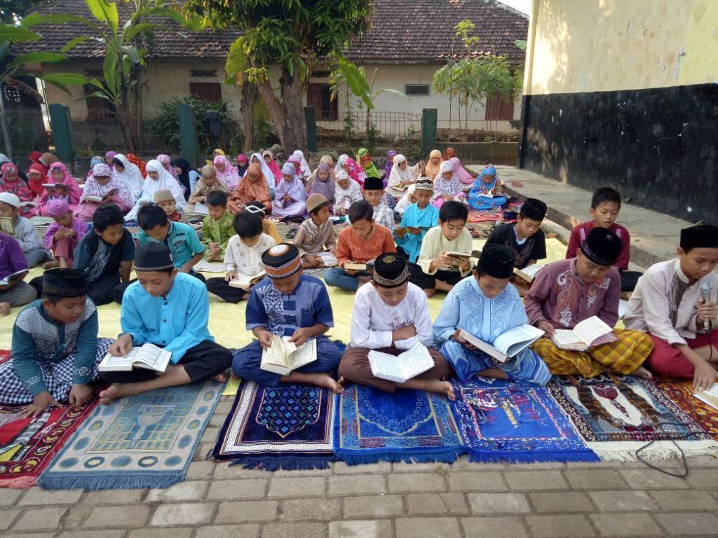 Semarak Literasi Al-Quran di Pesantren Ramadhan Sekolah