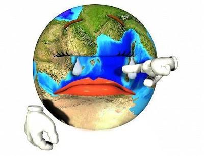 Bumiku Menangis