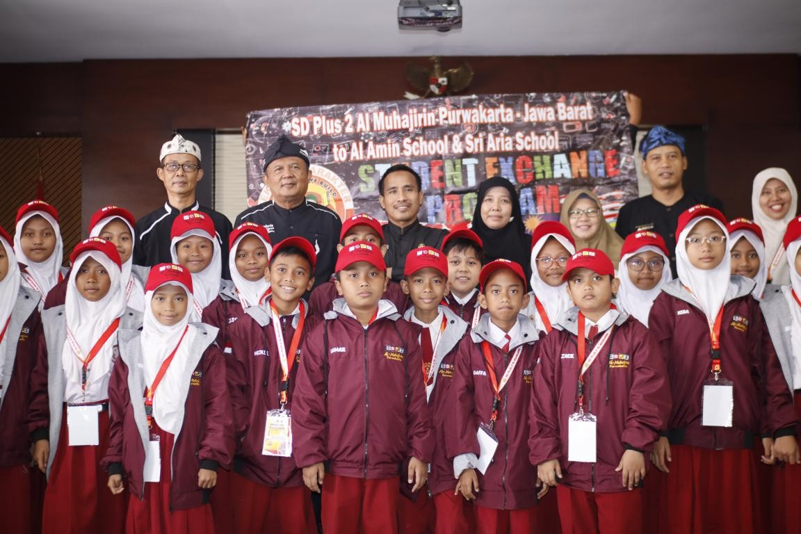 DISDIK DUKUNG PROGRAM PERTUKARAN PELAJAR INDONESIA - MALAYSIA