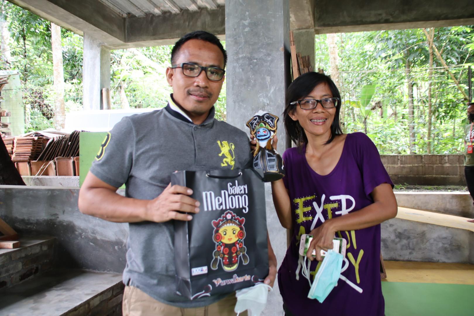 Berguru Pada Kearifan Mbak Dwi Pemilik Omah Lor Project Yogyakarta
