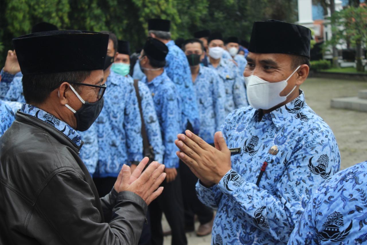 Halal Bihalal Idul Fitri 1442 H/2021 M