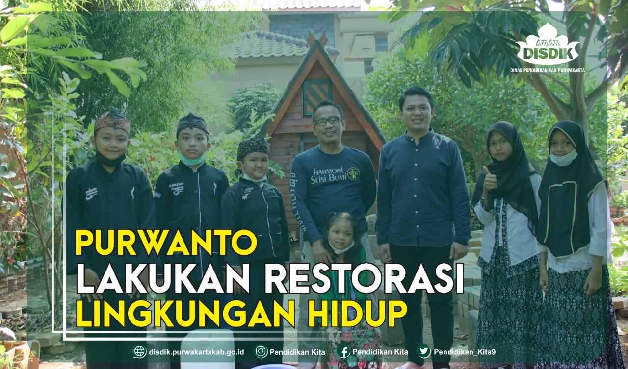 Restorasi Lingkungan Hidup