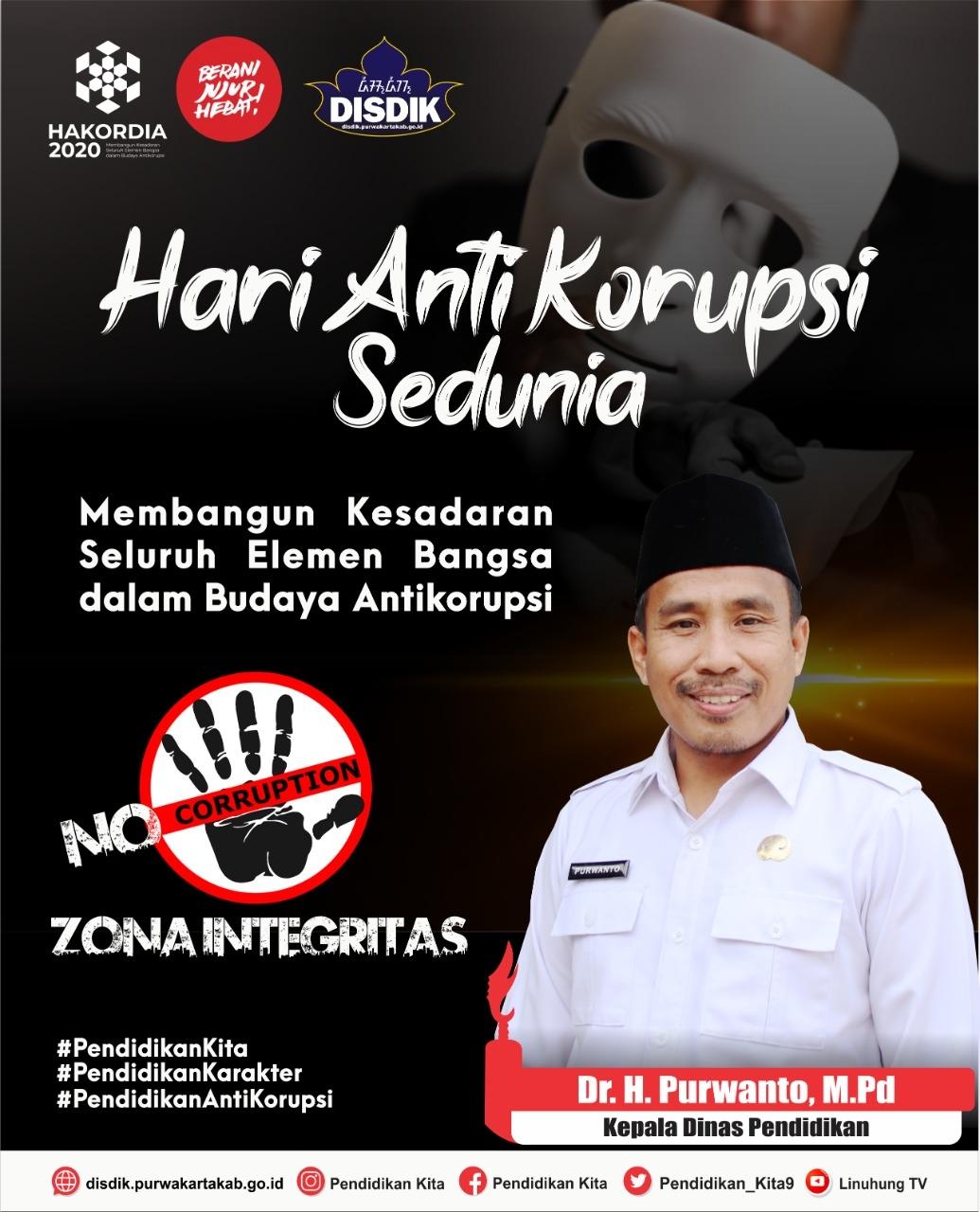 Hari Anti Korupsi Sedunia