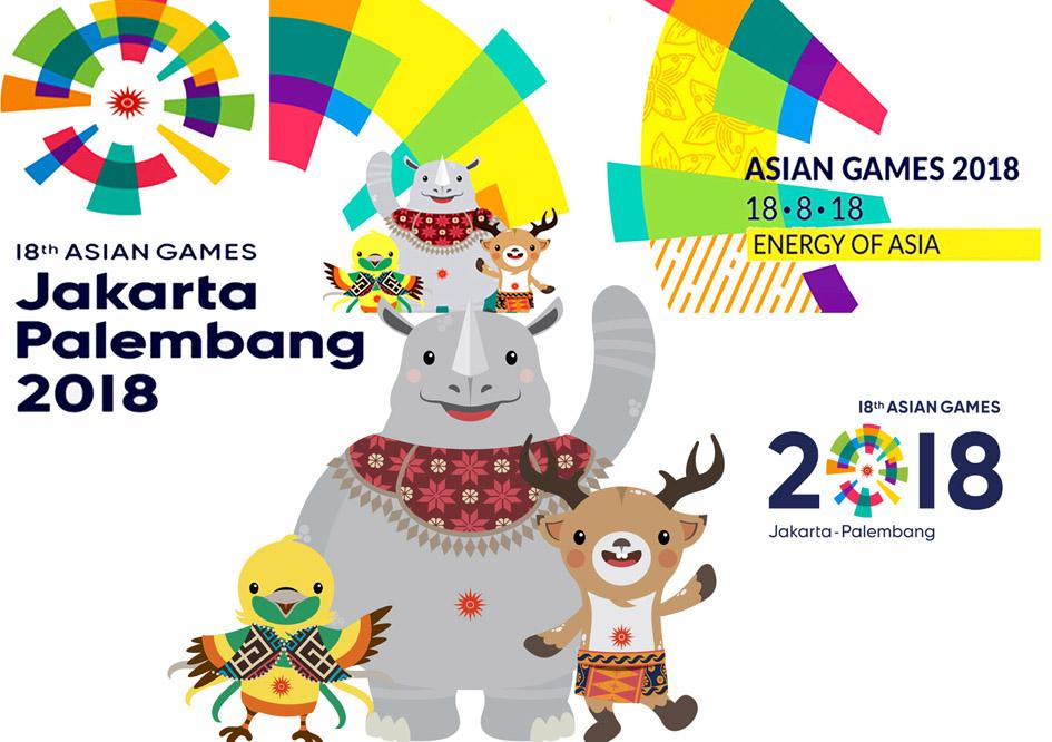 Sukseskan Asian Games ke-VIII