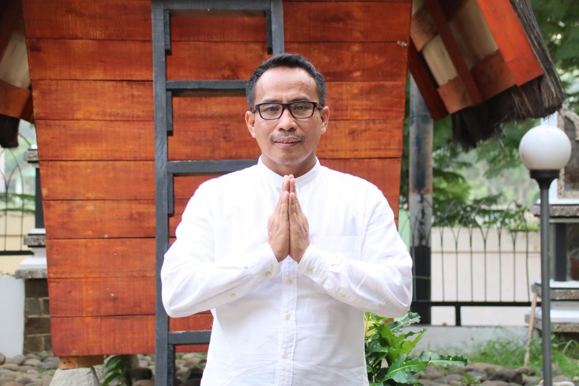 Dr. H. Purwanto, M.Pd. Kepala Dinas Pendidikan Kabupaten Purwakarta.